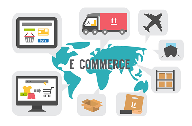 e Commerce web solution